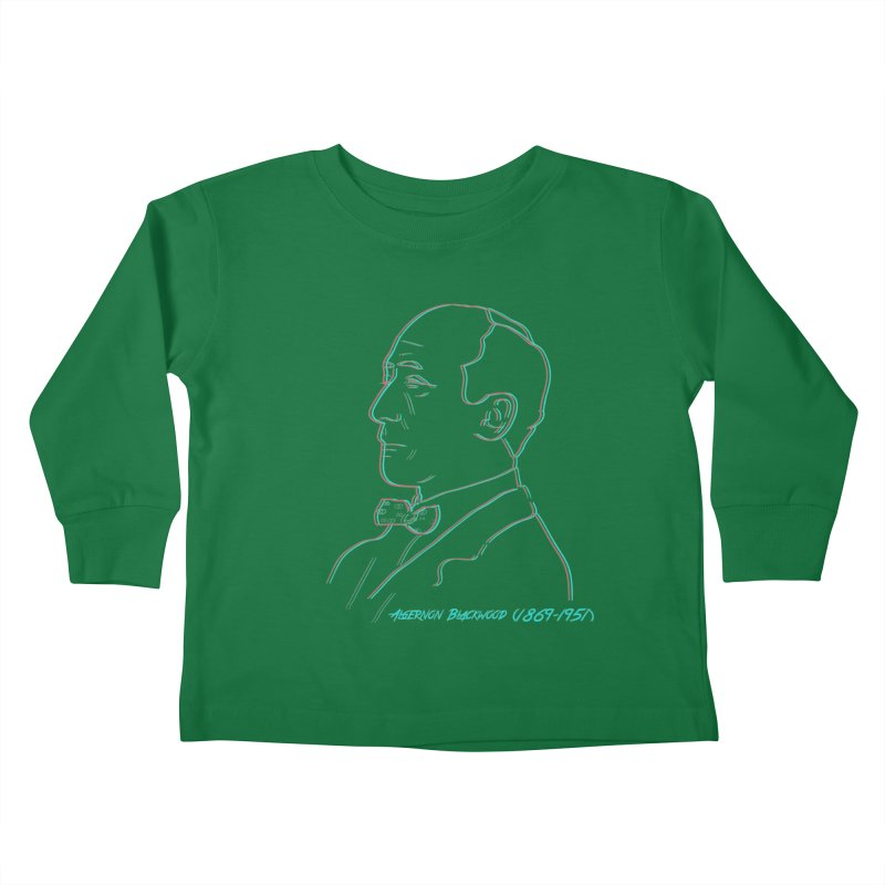 A Blackwood Kids Toddler Longsleeve T-Shirt by pgttcm's Artist Shop