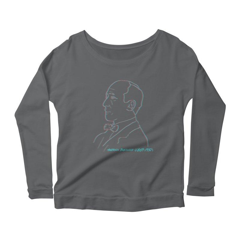 A Blackwood Women's Scoop Neck Longsleeve T-Shirt by pgttcm's Artist Shop