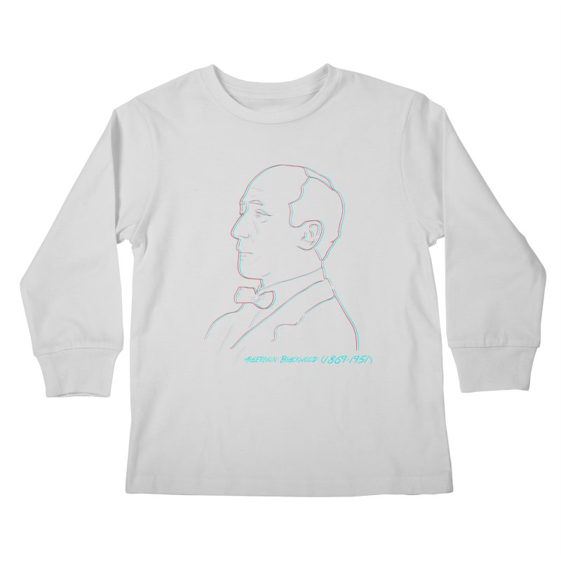 A Blackwood Kids Longsleeve T-Shirt by pgttcm's Artist Shop
