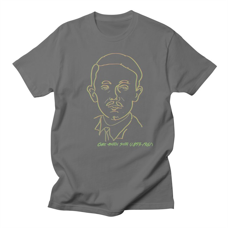 Clark Ashton Smith Women's T-Shirt by pgttcm's Artist Shop