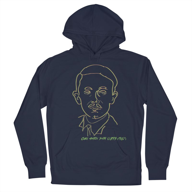 Clark Ashton Smith Women's French Terry Pullover Hoody by pgttcm's Artist Shop