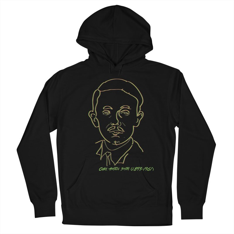 Clark Ashton Smith Men's French Terry Pullover Hoody by pgttcm's Artist Shop