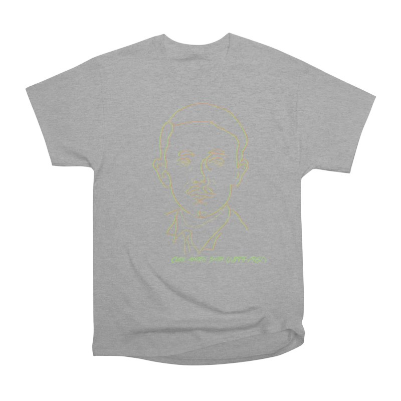Clark Ashton Smith Women's Heavyweight Unisex T-Shirt by pgttcm's Artist Shop