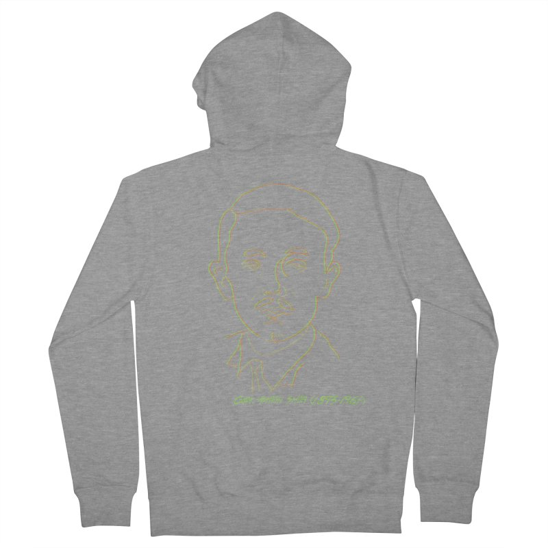 Clark Ashton Smith Women's French Terry Zip-Up Hoody by pgttcm's Artist Shop