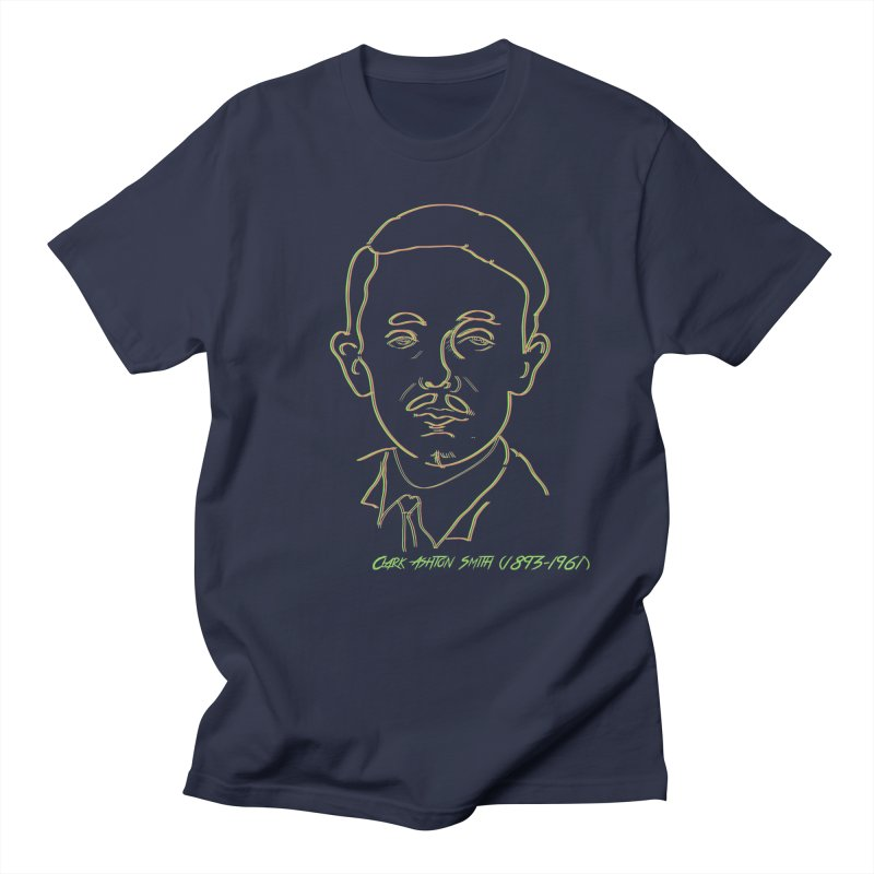 Clark Ashton Smith Women's Regular Unisex T-Shirt by pgttcm's Artist Shop