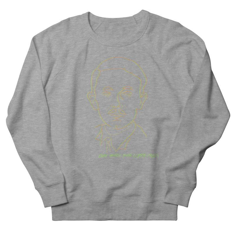 Clark Ashton Smith Women's French Terry Sweatshirt by pgttcm's Artist Shop
