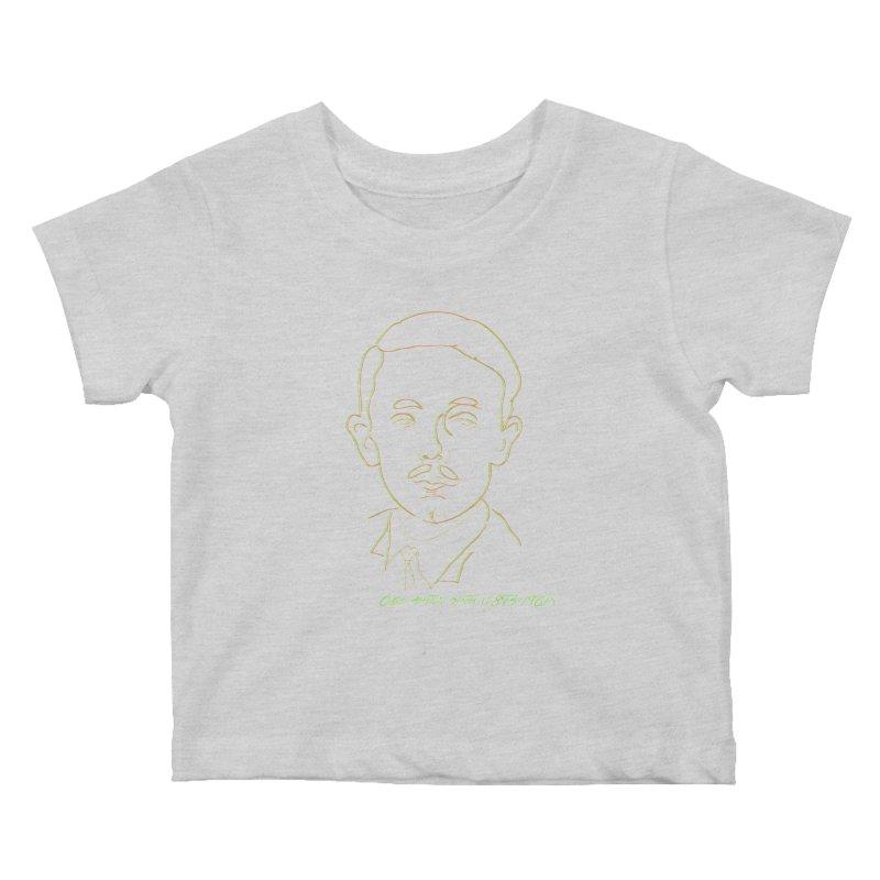 Clark Ashton Smith Kids Baby T-Shirt by pgttcm's Artist Shop