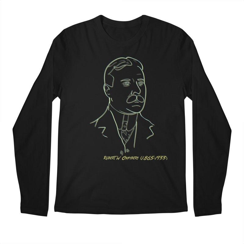 Robert W Chambers Men's Regular Longsleeve T-Shirt by pgttcm's Artist Shop