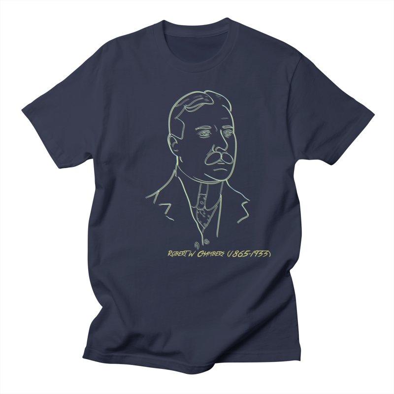 Robert W Chambers Women's Regular Unisex T-Shirt by pgttcm's Artist Shop