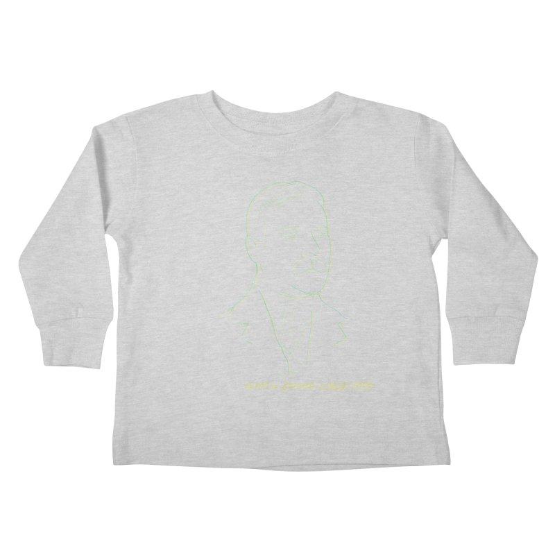 Robert W Chambers Kids Toddler Longsleeve T-Shirt by pgttcm's Artist Shop