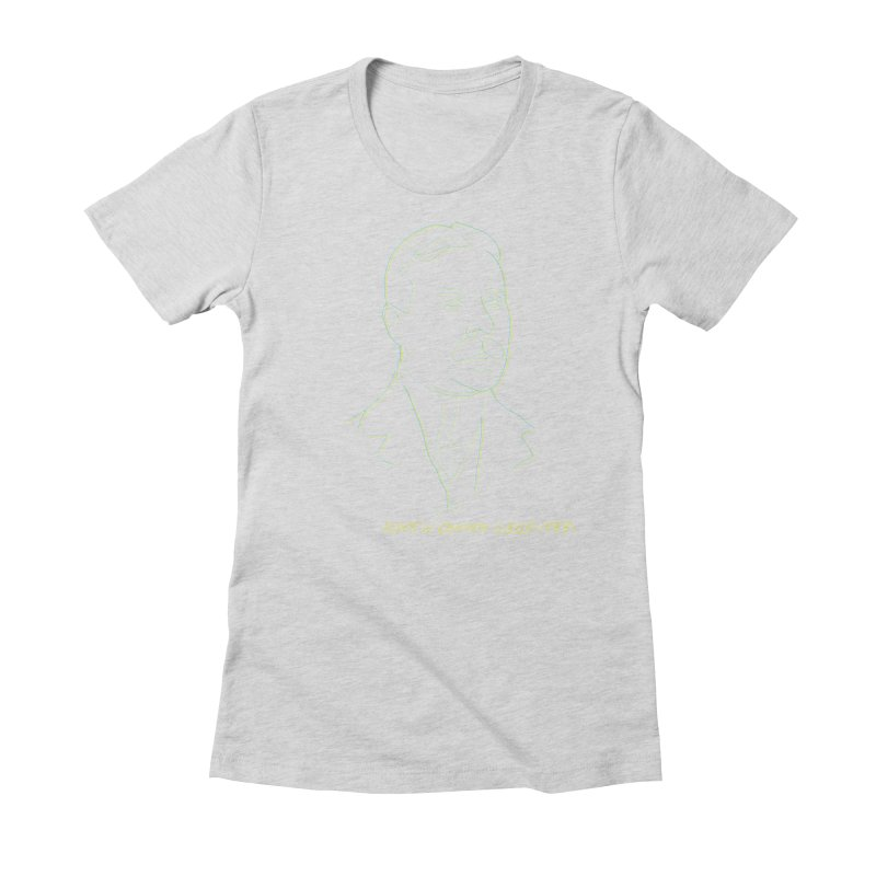 Robert W Chambers Women's Fitted T-Shirt by pgttcm's Artist Shop