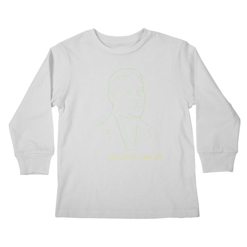 Robert W Chambers Kids Longsleeve T-Shirt by pgttcm's Artist Shop