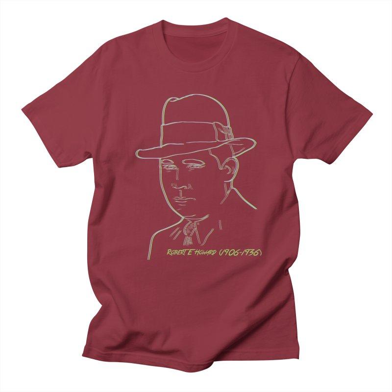 Two Gun Bob Women's Regular Unisex T-Shirt by pgttcm's Artist Shop