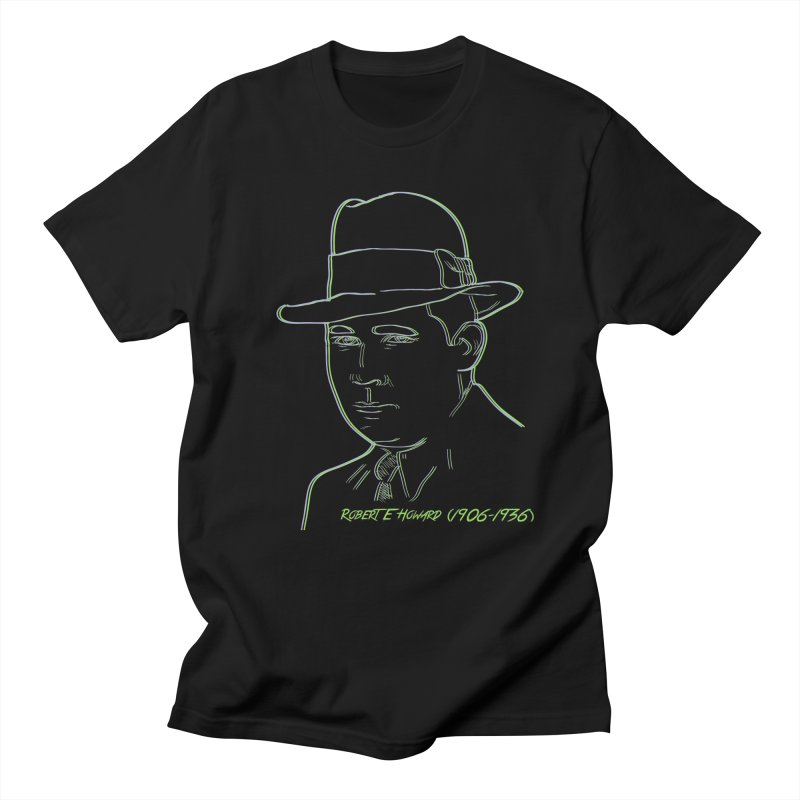 Two Gun Bob Men's Regular T-Shirt by pgttcm's Artist Shop