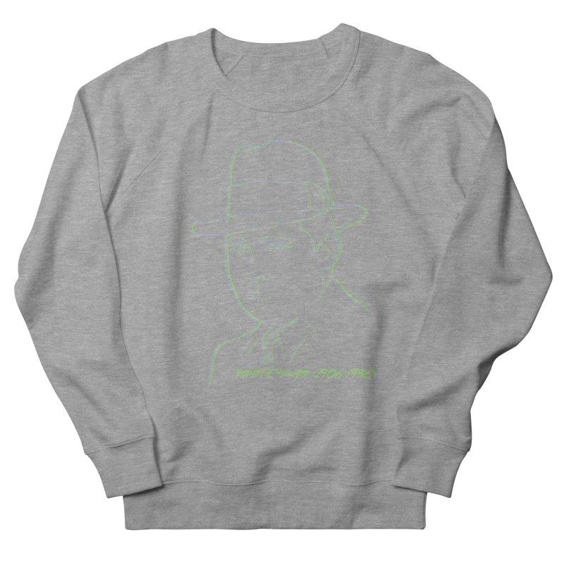 Two Gun Bob Men's French Terry Sweatshirt by pgttcm's Artist Shop