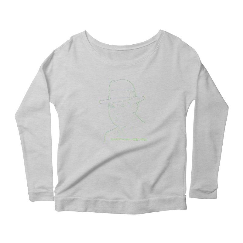 Two Gun Bob Women's Scoop Neck Longsleeve T-Shirt by pgttcm's Artist Shop
