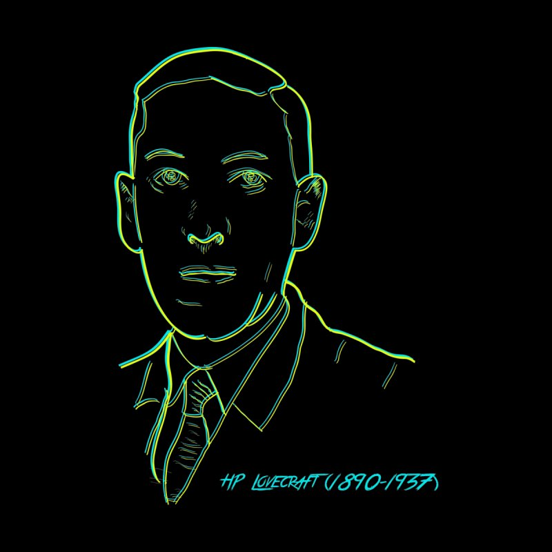 Lovecraft by pgttcm's Artist Shop