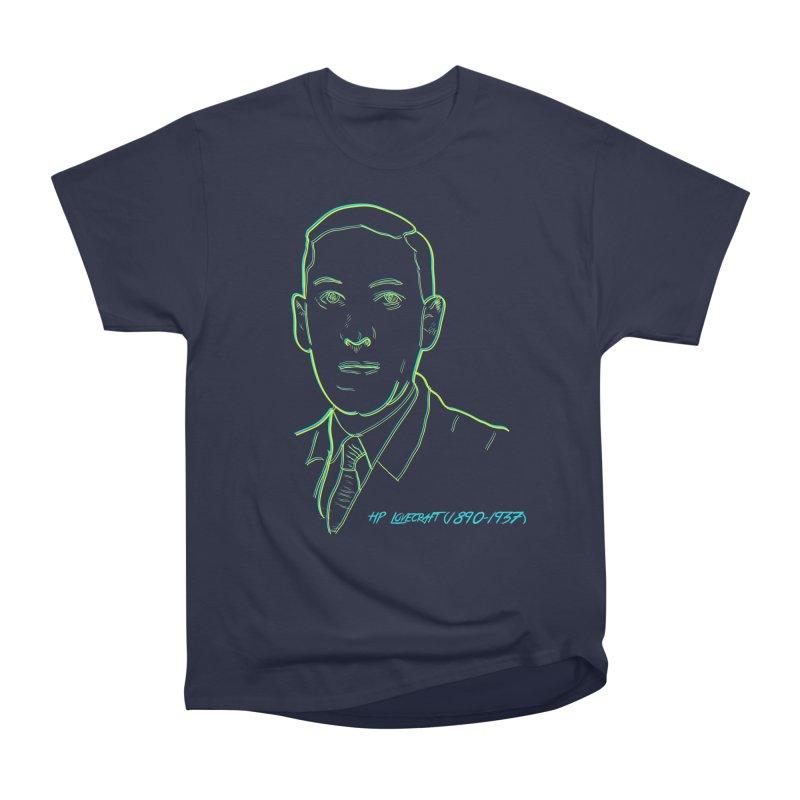 Lovecraft Women's Heavyweight Unisex T-Shirt by pgttcm's Artist Shop