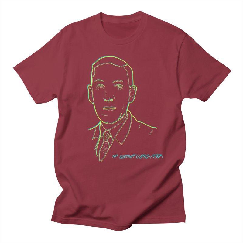 Lovecraft Women's Regular Unisex T-Shirt by pgttcm's Artist Shop