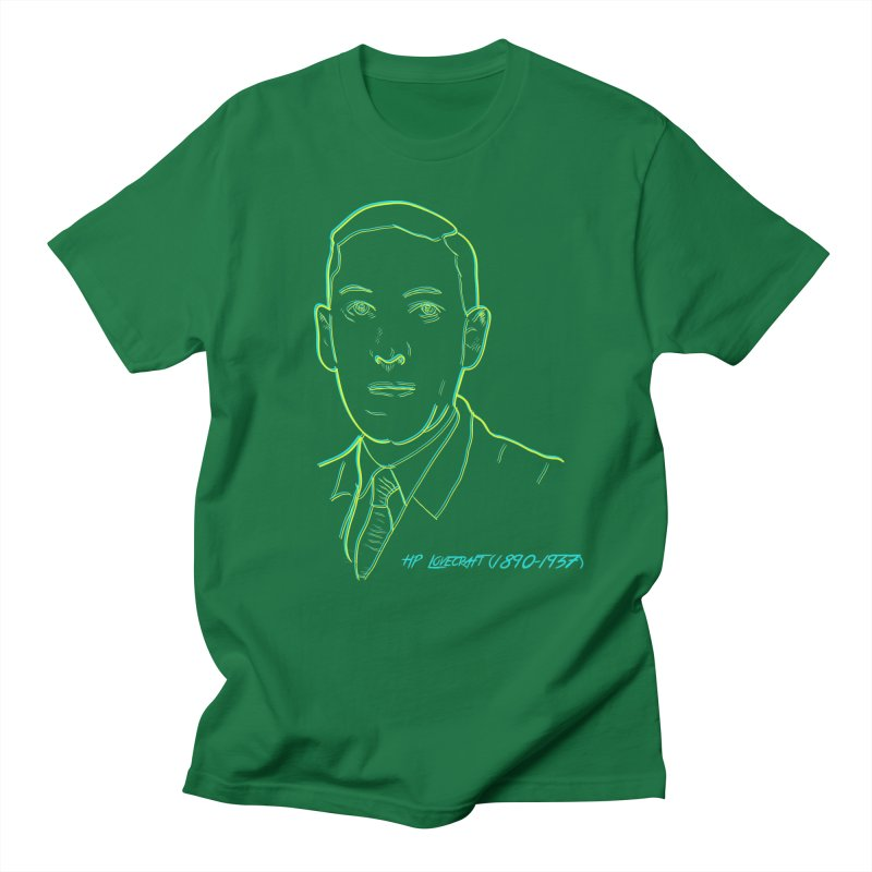 Lovecraft Men's Regular T-Shirt by pgttcm's Artist Shop