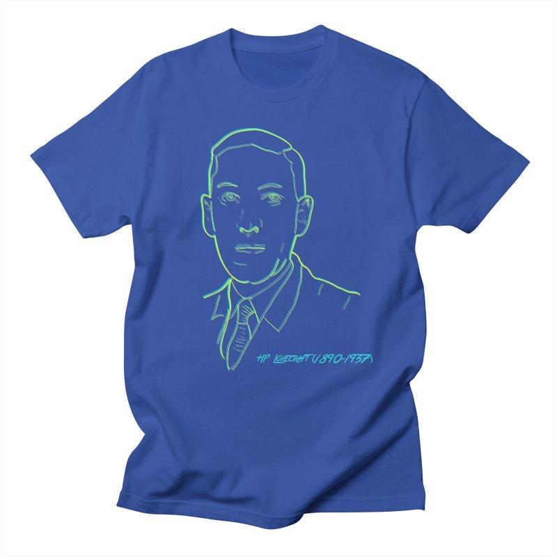 Lovecraft Men's Regular T-Shirt by pgttcm's Artist Shop