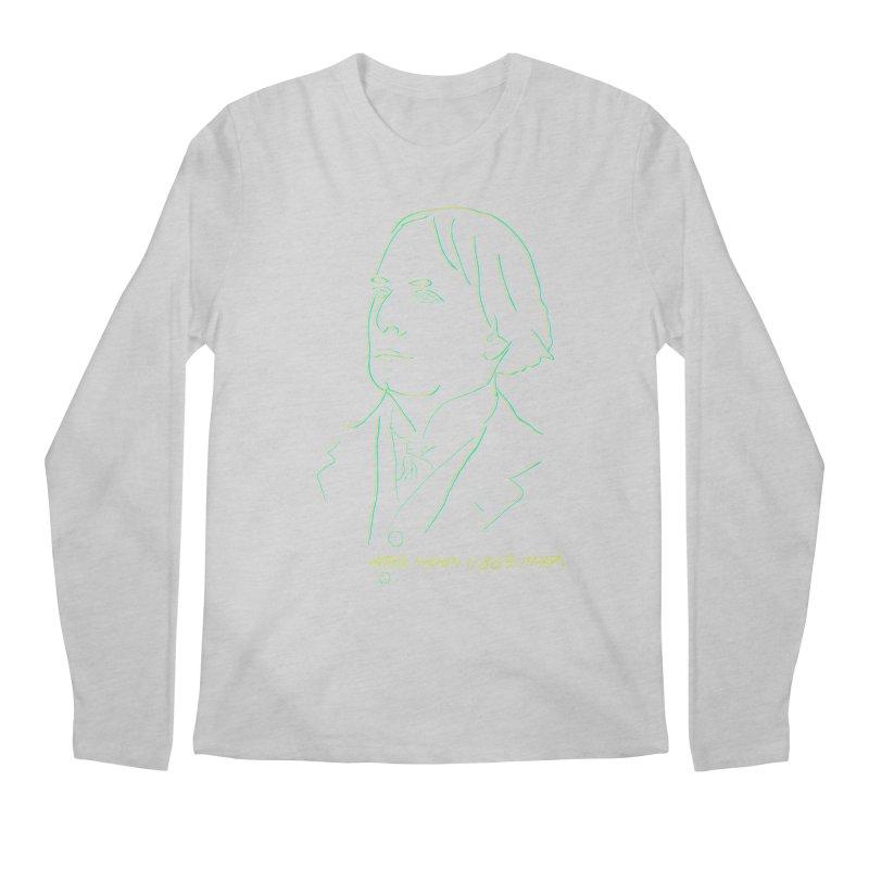 Welsh Sex Wizard Men's Regular Longsleeve T-Shirt by pgttcm's Artist Shop
