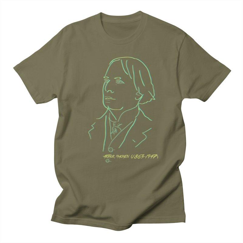 Welsh Sex Wizard Women's Regular Unisex T-Shirt by pgttcm's Artist Shop