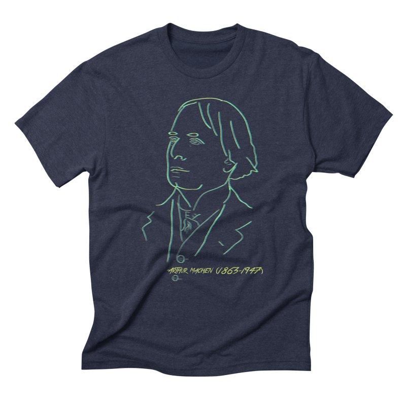 Welsh Sex Wizard Men's Triblend T-Shirt by pgttcm's Artist Shop