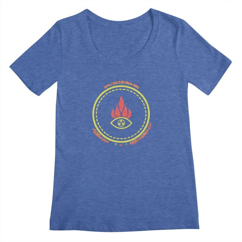 Season 8 shirt Women's Regular Scoop Neck by pgttcm's Artist Shop