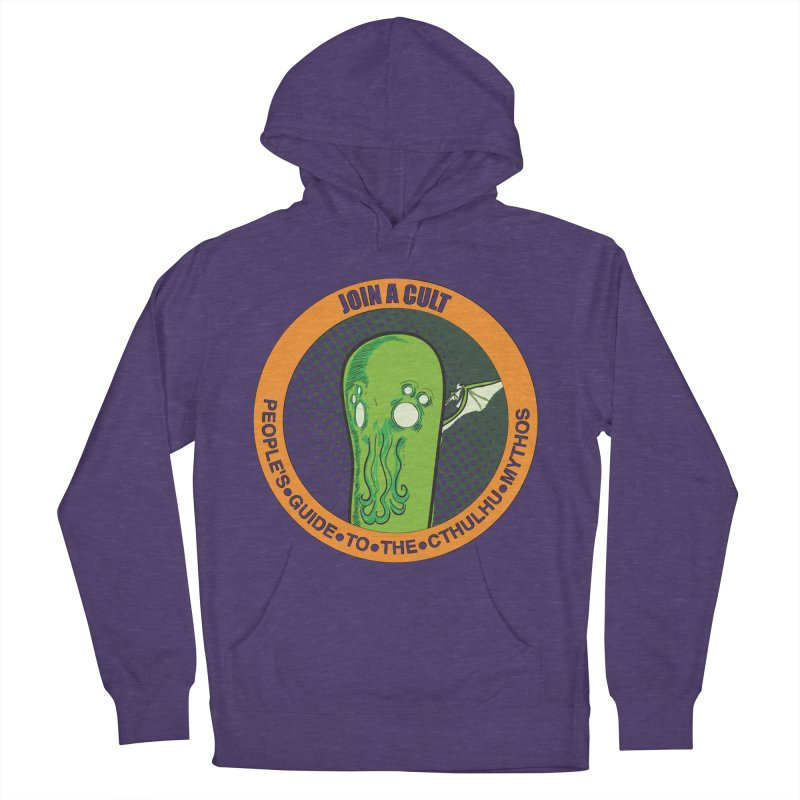 JOIN A CULT(pgttcm 2019) Men's French Terry Pullover Hoody by pgttcm's Artist Shop