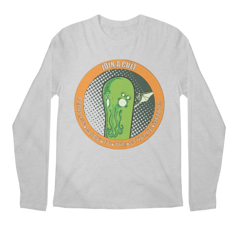 JOIN A CULT(pgttcm 2019) Men's Regular Longsleeve T-Shirt by pgttcm's Artist Shop