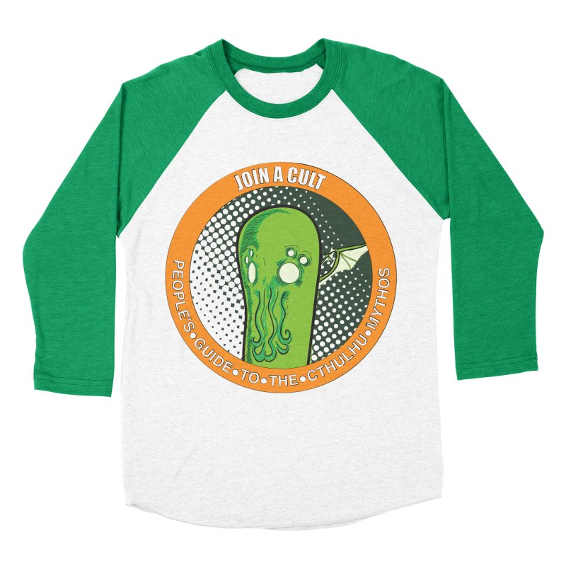 JOIN A CULT(pgttcm 2019) Women's Baseball Triblend Longsleeve T-Shirt by pgttcm's Artist Shop