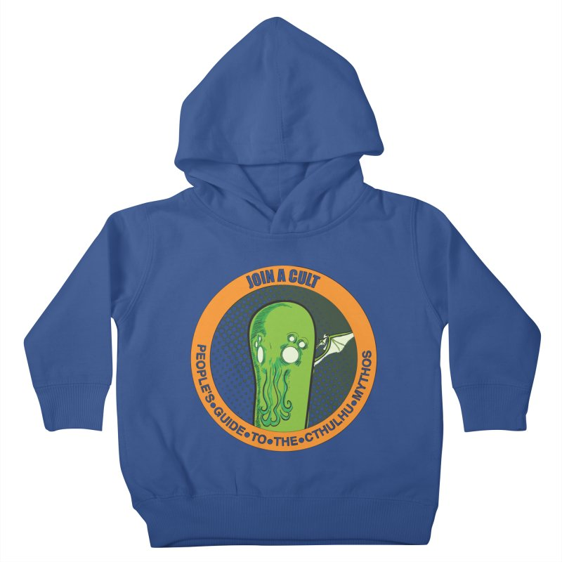 JOIN A CULT(pgttcm 2019) Kids Toddler Pullover Hoody by pgttcm's Artist Shop