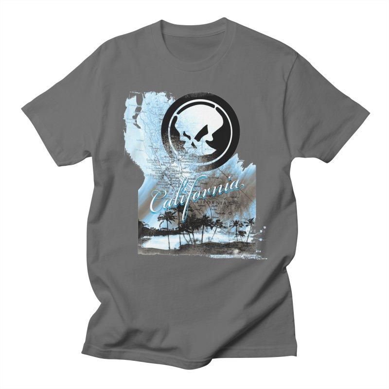 Phantom California Day Men's T-Shirt by phantom's Artist Shop