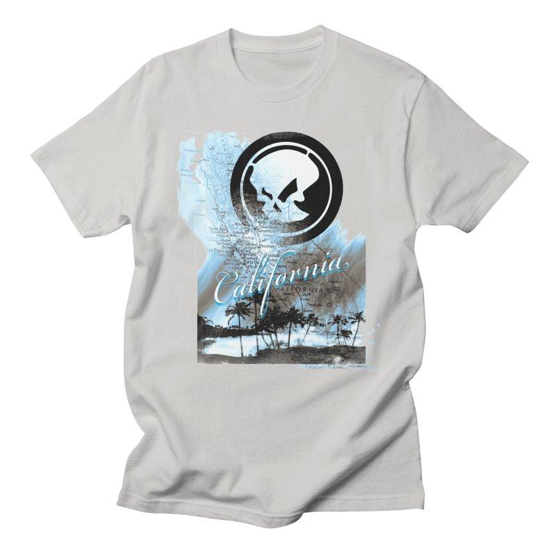 Phantom California Day Men's Regular T-Shirt by phantom's Artist Shop
