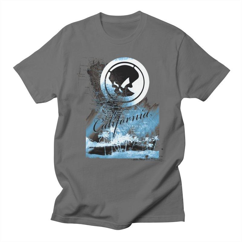 Phantom California Night Men's T-Shirt by phantom's Artist Shop