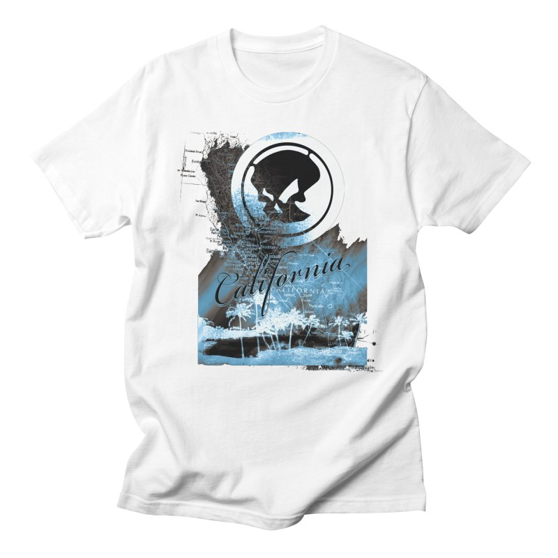 Phantom California Night Men's Regular T-Shirt by phantom's Artist Shop