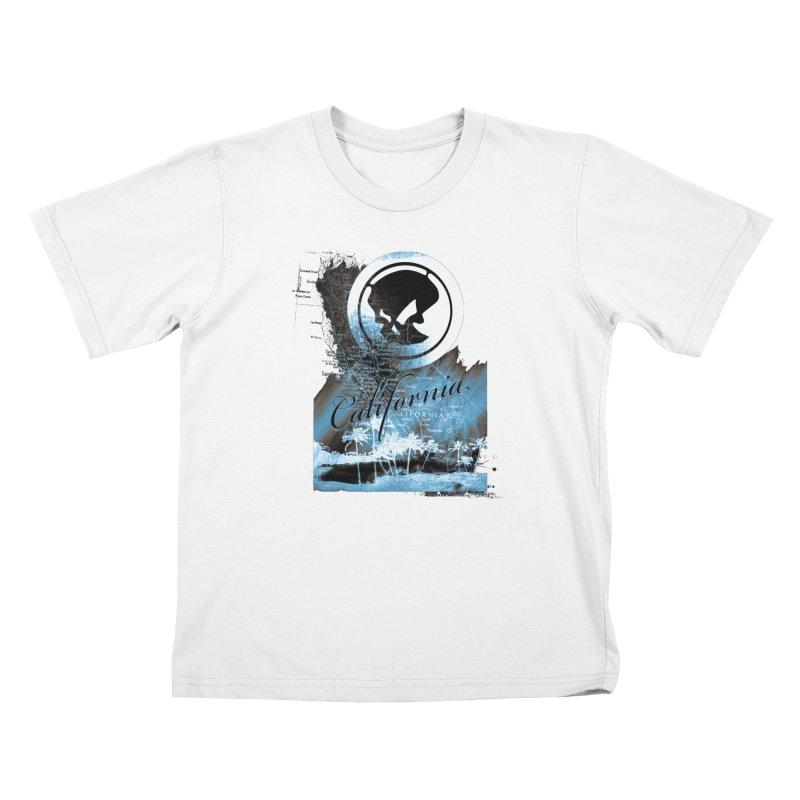 Phantom California Night Kids Toddler T-Shirt by phantom's Artist Shop