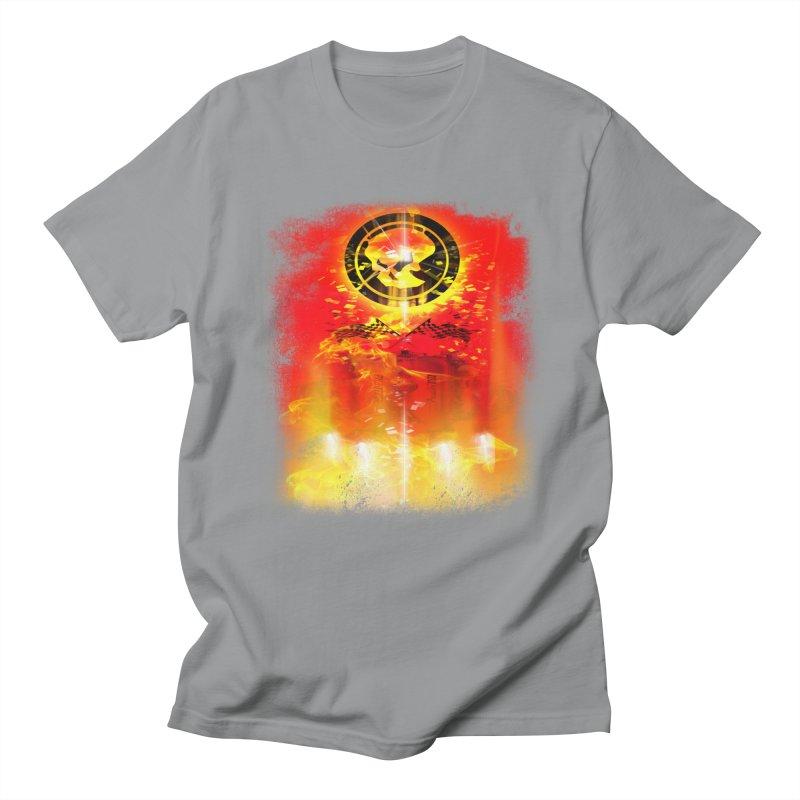 Phantom Racing Men's Regular T-Shirt by phantom's Artist Shop