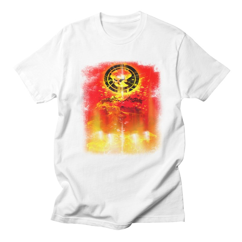 Phantom Racing Men's Regular T-Shirt by phantom's Artist Shop