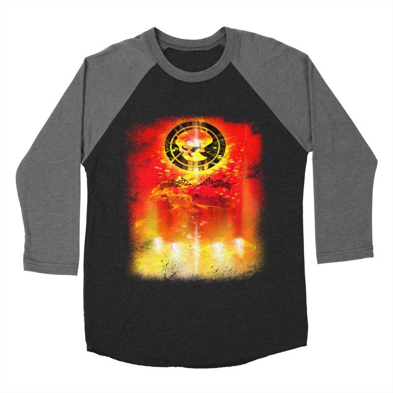 Phantom Racing Women's Baseball Triblend Longsleeve T-Shirt by phantom's Artist Shop