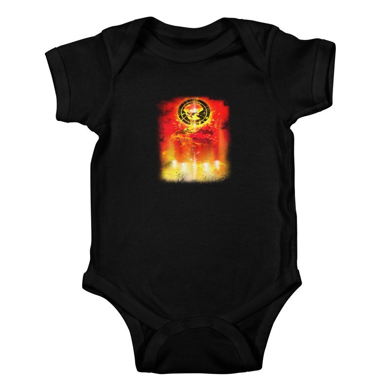 Phantom Racing Kids Baby Bodysuit by phantom's Artist Shop