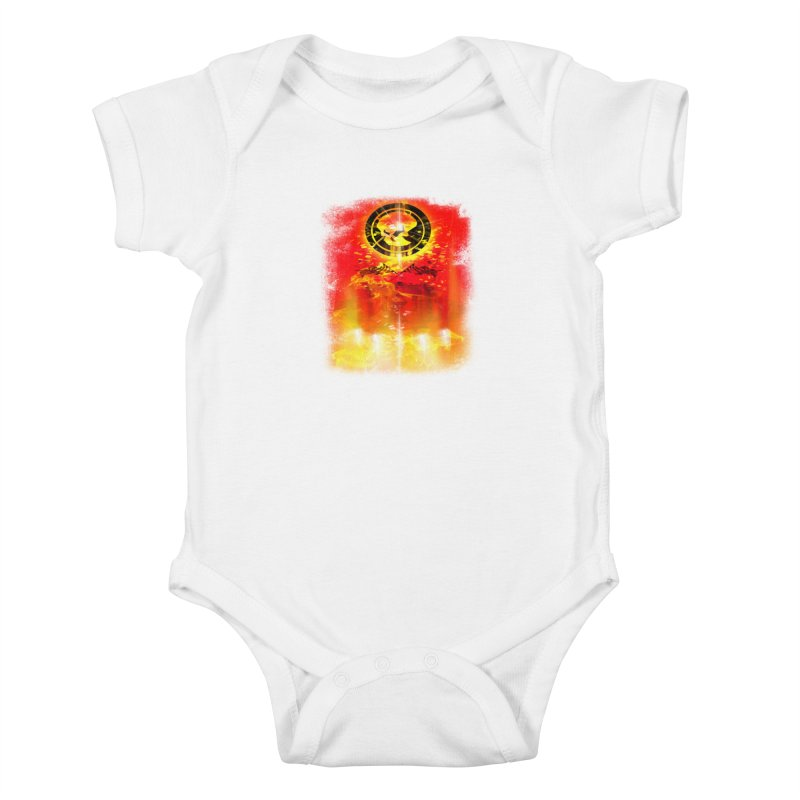Phantom Racing Kids Baby Bodysuit by phantom's Artist Shop