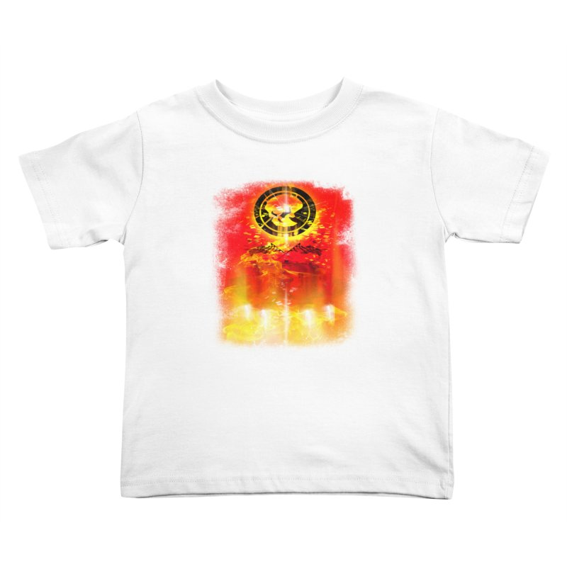 Phantom Racing Kids Toddler T-Shirt by phantom's Artist Shop