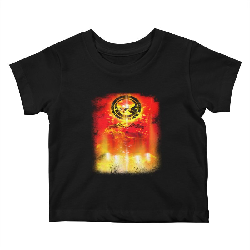 Phantom Racing Kids Baby T-Shirt by phantom's Artist Shop