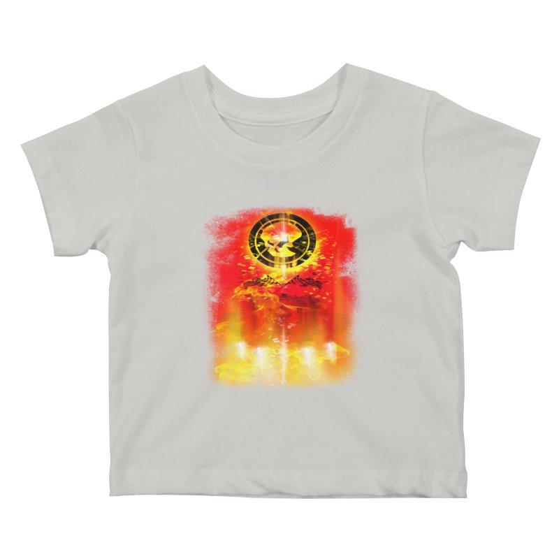 Phantom Racing Kids Baby T-Shirt by phantom's Artist Shop