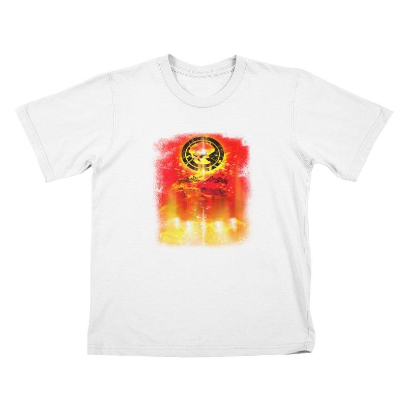 Phantom Racing Kids Toddler T-Shirt by phantom's Artist Shop