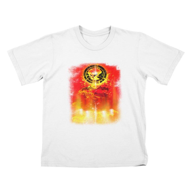 Phantom Racing Kids T-Shirt by phantom's Artist Shop