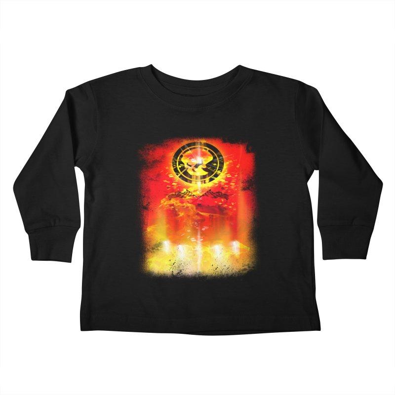 Phantom Racing Kids Toddler Longsleeve T-Shirt by phantom's Artist Shop