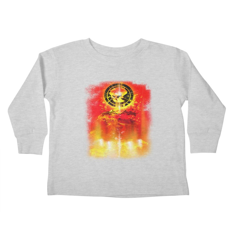 Phantom Racing Kids Toddler Longsleeve T-Shirt by phantom's Artist Shop